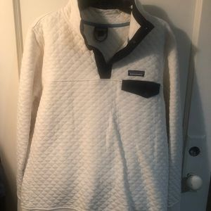 Quilted Patagonia pullover